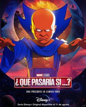 Poster de What if... Que hubiera pasado si... Personaje EL Vigilante