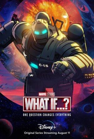 Poster de What if... Que hubiera pasado si... Personaje Hydra Stomper