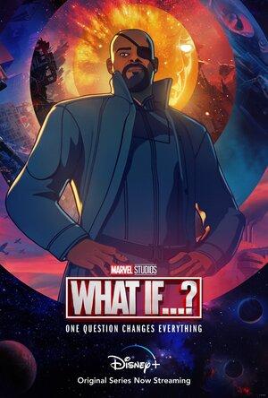 Poster de What if... Que hubiera pasado si... Personaje NIck Fury