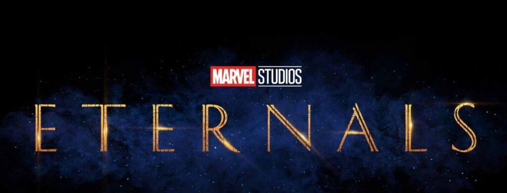 Banner de Eternals la pelicula