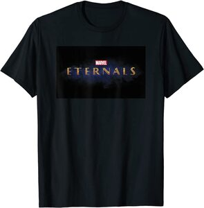 Camiseta Eternals Logo Oficial Película