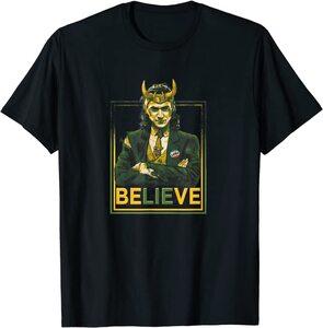Camiseta Loki Presidente BeLIEve