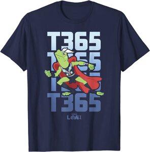 Camiseta Loki Throg Variante T-365