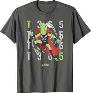Camiseta Loki Throg Variante de Thor