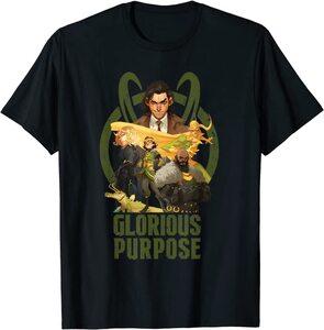 Camiseta Loki Variantes Dibujos