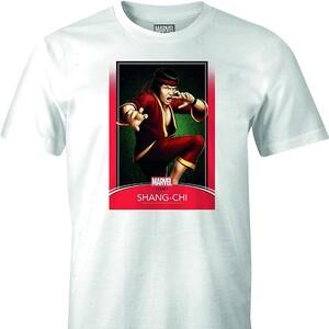 Camiseta Shang Chi Clásico El Legado