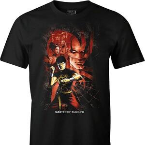 Camiseta Shang Chi Clásico Maestro del Kung Fu