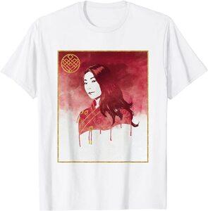 Camiseta Shang Chi y la Leyenda de los diez anillos Retrato de Katy
