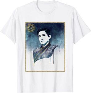 Camiseta Shang Chi y la Leyenda de los diez anillos Retrato de Wenwu