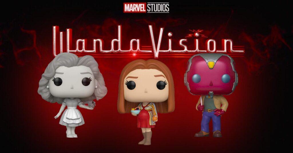 Foto Funko Tienda de Wandavision