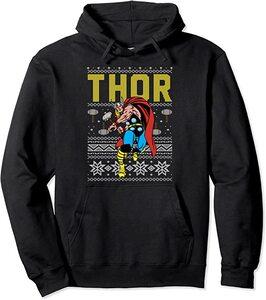 Ropa de Marvel Serie Navidad Thor Retro Vintage