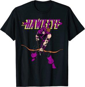 Camiseta Hawkeye Ojo de Halcón Comic Retro Vintage Arco y Flechas