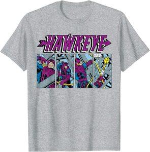 Camiseta Hawkeye Ojo de Halcón Comic Retro Vintage Solo una Oportunidad