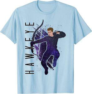 Camiseta Hawkeye Ojo de Halcón Endgame Didubajo