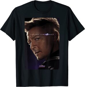 Camiseta Hawkeye Ojo de Halcón Endgame Foto