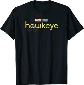 Camiseta Hawkeye Ojo de Halcón Serie Logotipo