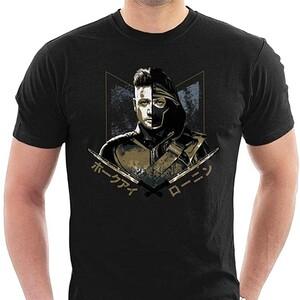 Camiseta Ronin Endgame Clint Barton