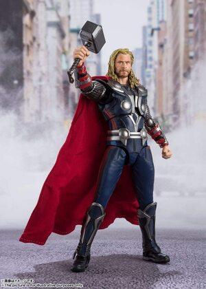 Figura Bandai Tamashii Nations Thor La Batalla de Nueva York de Vengadores