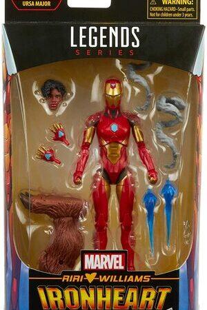 Figura Marvel Legends IronHeart Riri Williams